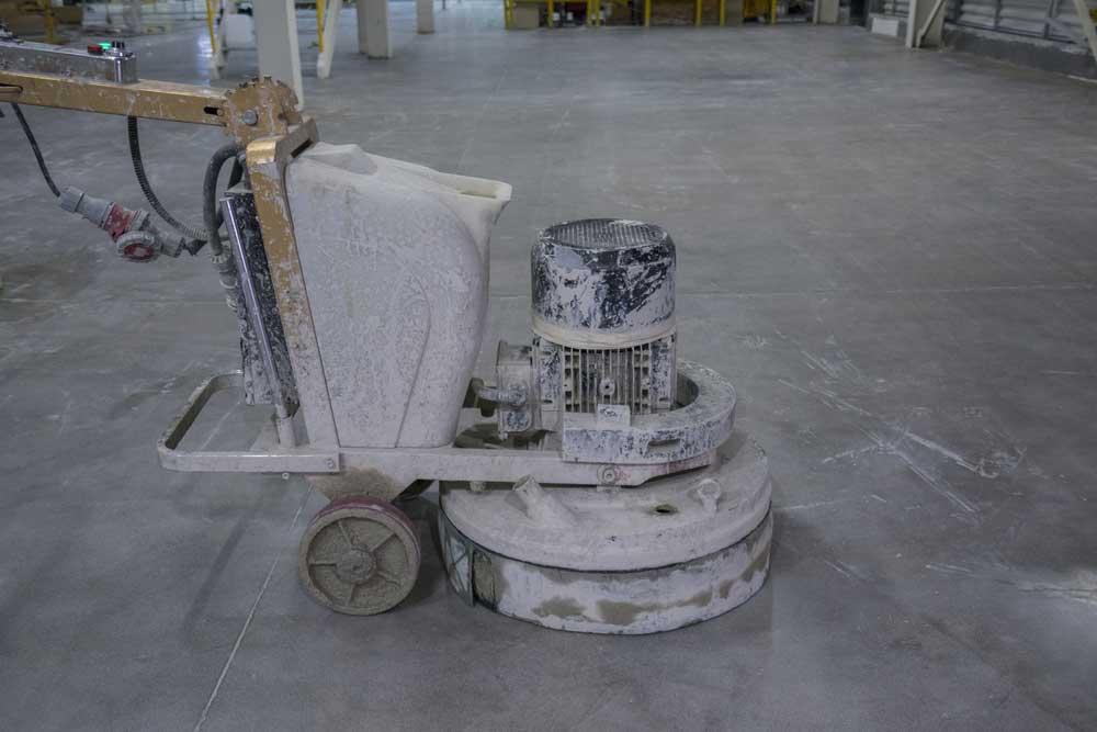 concrete floor grinding services